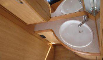 Hobby 460 UFE, r.v.2004, elpojezd, kompletní před stan, lehký stan plná