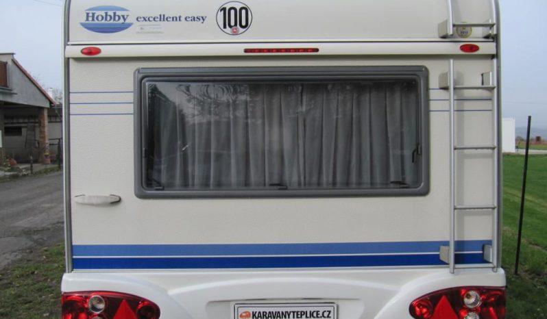Hobby 460 UFE, r.v.2004, mover, před stan plná