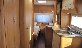 Hobby 495 UL, model 2010 + top výbava plná