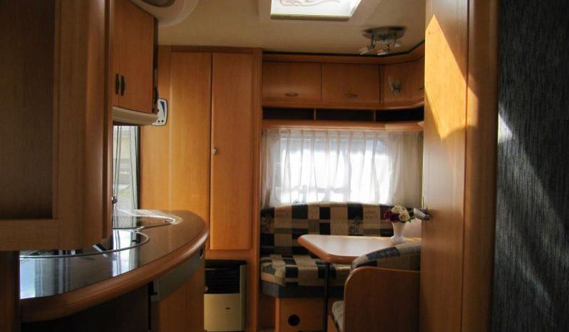 Hobby 440 SF, r.v.2008 + mover + před stan + přední a zadní nosič kol plná