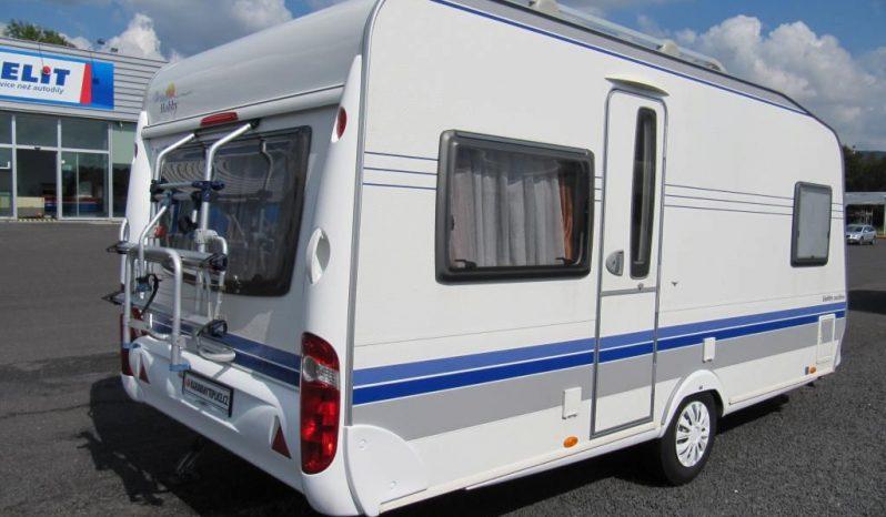 Hobby 460 UFE, model 2008 + stan + nosič kol plná
