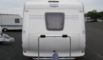 Hobby 460 UFE, model 2009 + TOP VÝBAVA plná
