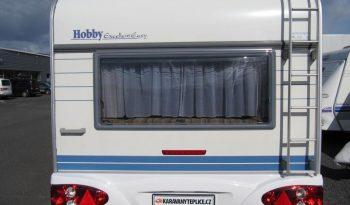Hobby 460 UFE, r.v.2001 + kompletní před stan plná