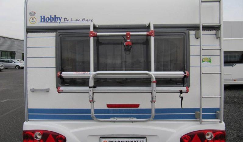 Hobby 460 UFE, r.v.2001 + mover + před stan plná