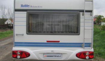 Hobby 460 UFE, r.v.2001 + před stan + přední nosič na dvě kola plná