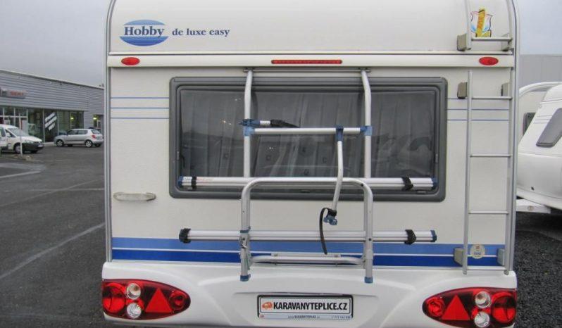 Hobby 460 UFE, r.v.2004 + mover + před stan plná