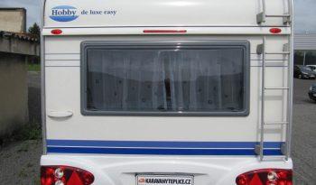 Hobby 460 UFE, r.v.2004 + před stan plná