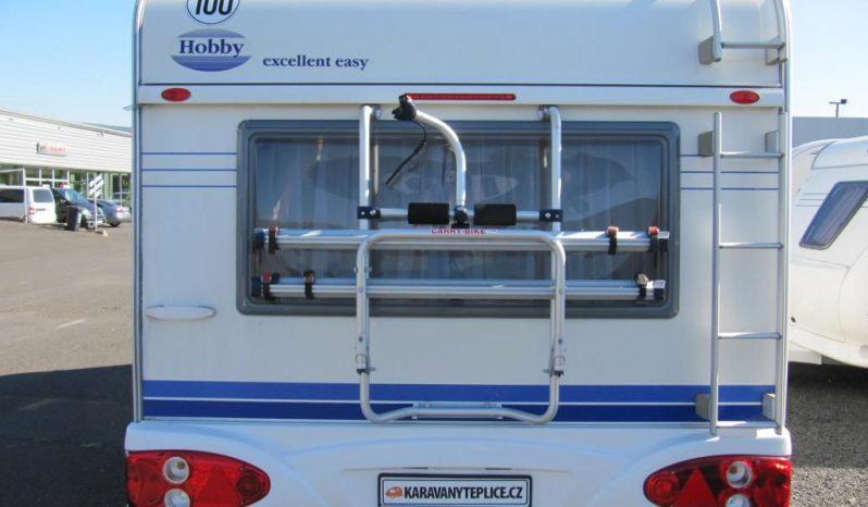 Hobby 460 UFE, r.v.2005 + mover + před stan+ nosič kol plná