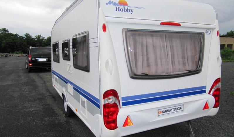 Hobby 460 UFE, r.v.2007 + kompletní před stan + lehký stan plná