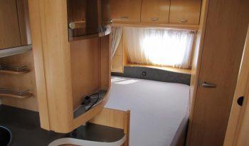 Hobby 460 UFE, r.v.2008 + mover + před stan plná