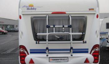 Hobby 460 UFE, r.v.2008 + před stan + nosič kol plná