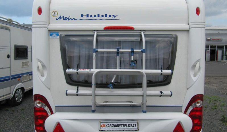 Hobby Excellent 495 UFE, r.v.2009 + mover + před stan + nosič kol plná