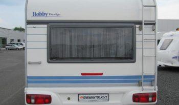 Hobby 495 UFE, r.v.2000 + kompletní před stan plná