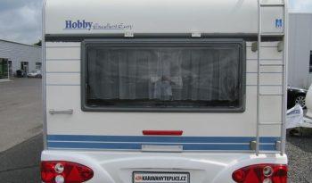 Hobby 495 UFE, r.v.2002 + mover + před stan plná