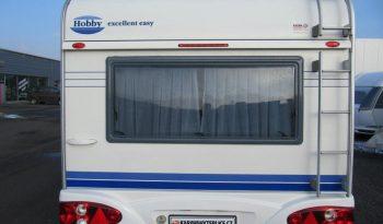 Hobby 495 UFE, r.v.2004 + mover + před stan plná