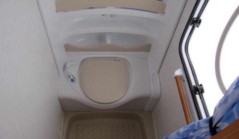 Hobby 495 UFE, r.v.2007 + mover + kompletní před stan + markýza + zadní nosič kol plná