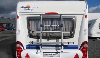 Hobby 495 UFE, r.v.2008 + mover + markýza + stan plná