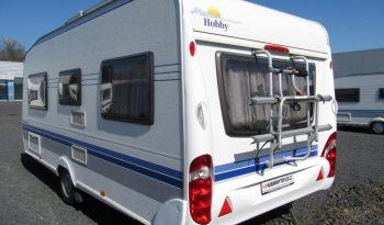 Hobby 495 UFE, r.v.2008 + mover + před stan+ nosiče kol plná