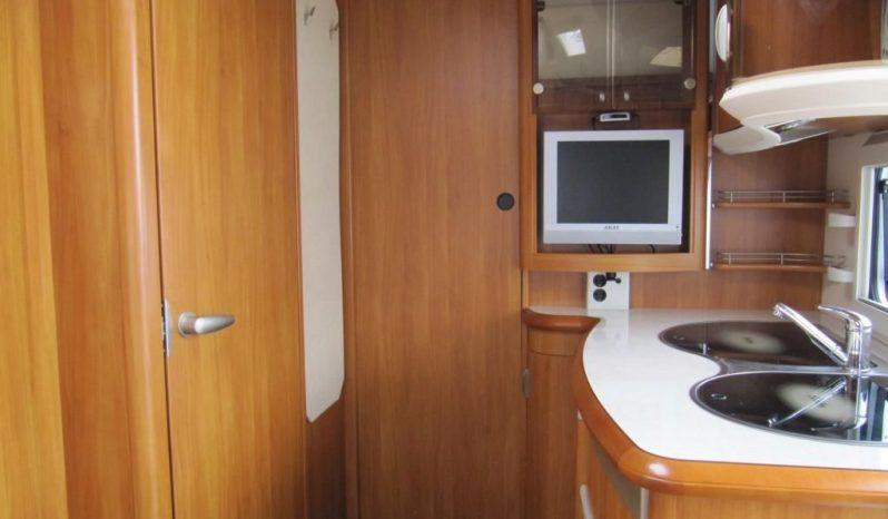 Hobby Excellent 495 UL, model 2008 + velká výbava plná