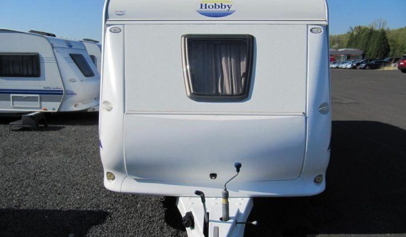 Hobby 540 UFE, r.v.2009 + mover + před stan plná