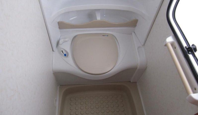 Hobby 540 UFE, r.v.2010 + mover + klimatizace plná