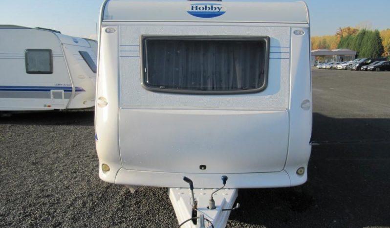 Hobby 540 UK, r.v.2003 + kompletní před stan plná