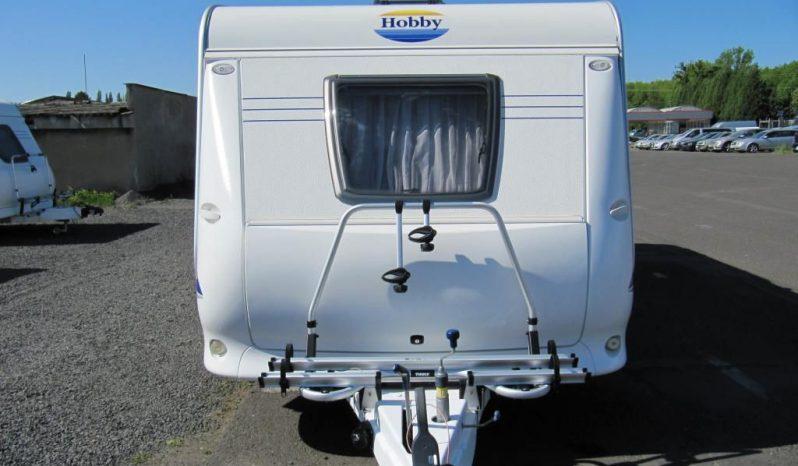 Hobby 540 UL, model 2008 + mover + klima + před stan + TOP výbava plná