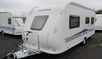 Hobby 540 UL, model 2010 + TOP VÝBAVA plná