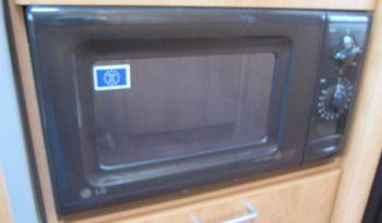 Hobby 540 UL, r.v.2001 + kompletní před stan plná