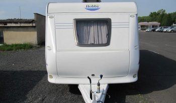Hobby 540 UL, model 2008 + mover powrtouch + klima + před stan plná