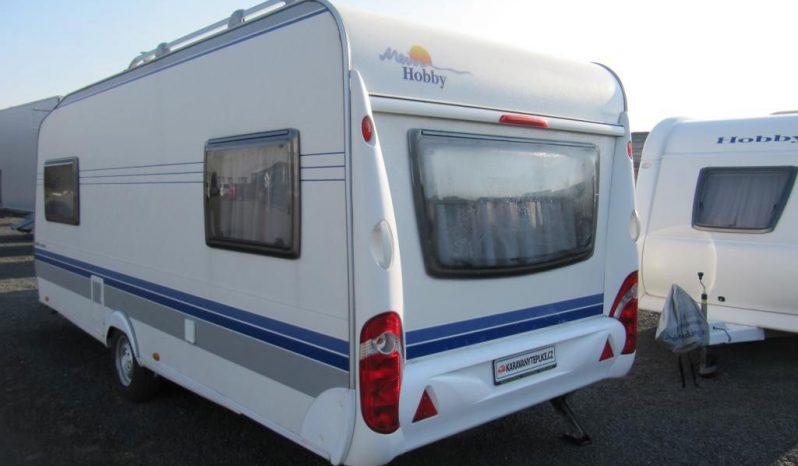 Hobby 540 UL, r.v.2009 + mover + markýza + stan plná