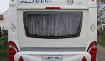 Hobby 540 UL, r.v.2010 + mover + kompletní před stan + markýza plná