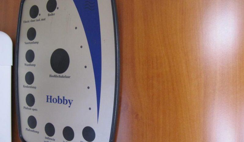 Hobby Excelsior 540 UL, r.v.2008 + mover + před stan plná