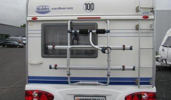 Hobby 400 SF, r.v.2006 + mover + před stan plná