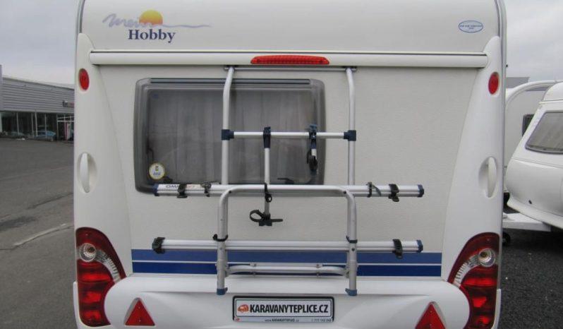 Hobby 440 SF,model 2008 + mover + před stan plná
