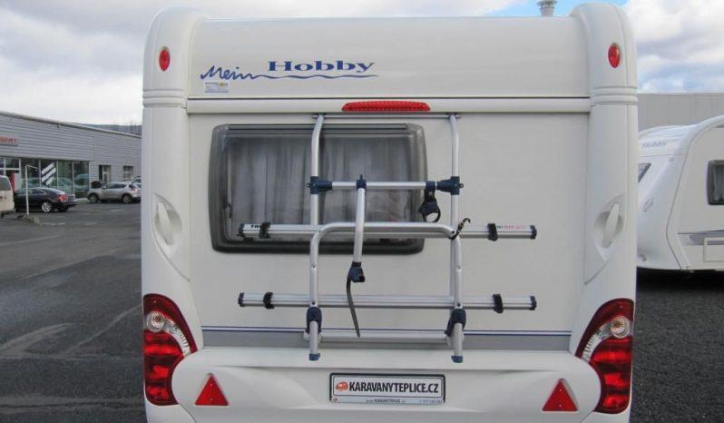 Hobby 440 SF, model 2010 + markýza. plná