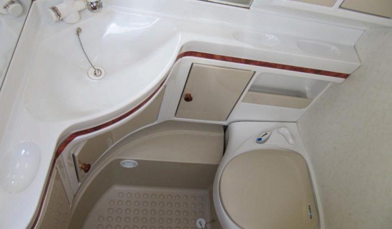 Hobby 440 SF, model 2010 + stan + nosič kol plná