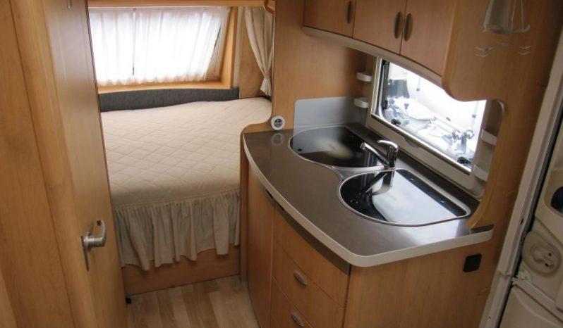 Hobby 450 SF, model 2008 + mover + 2 x stan plná