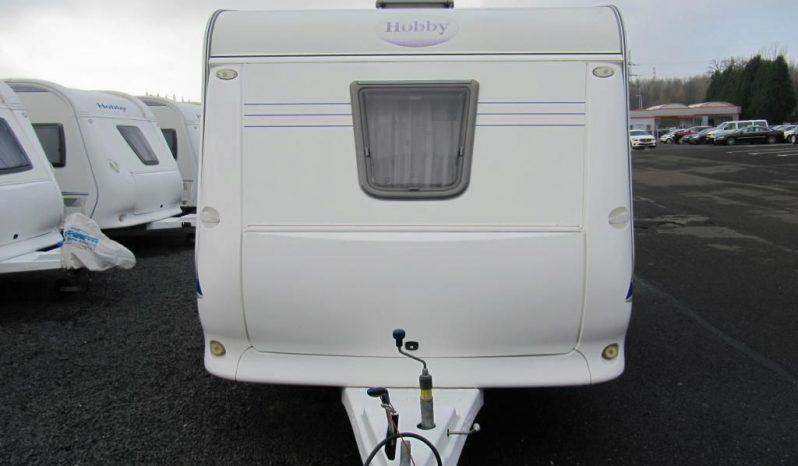 Hobby 460 UFE, r.v.2006 + mover + před stan plná