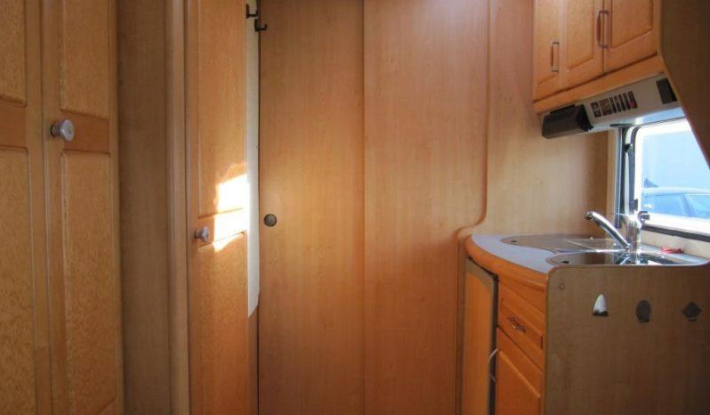Hobby 495 UL, r.v.2001 + mover + před stan plná