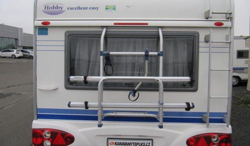 Hobby 495 UL, r.v.2004 + mover + před stan plná