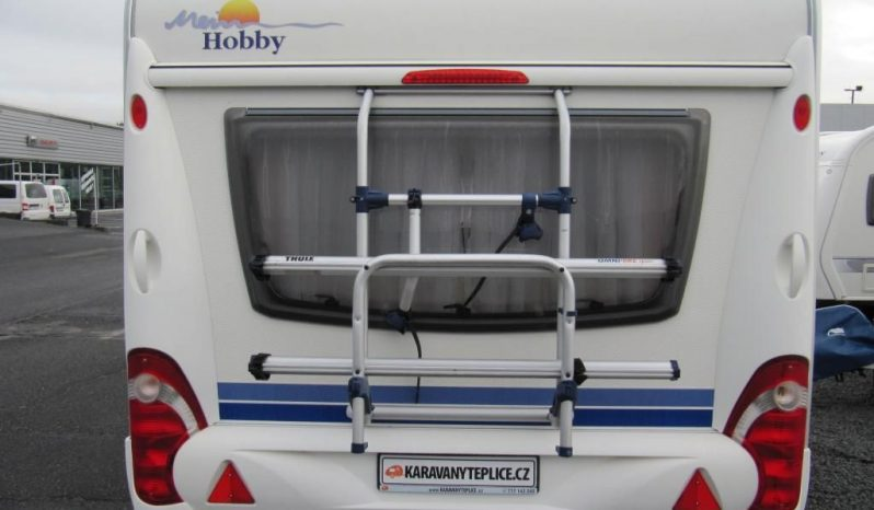 Hobby 495 UL, r.v.2008 + mover + před stan plná