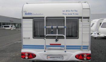 Hobby 495 UFE, r.v.2002 + mover + markýza plná