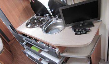 Hobby 540 KMFE, r.v.2013 + markýza + TV a DVD plná