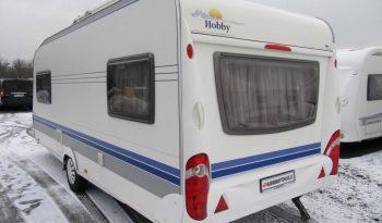Hobby 540 UL, model 2008 + mover + před stan plná