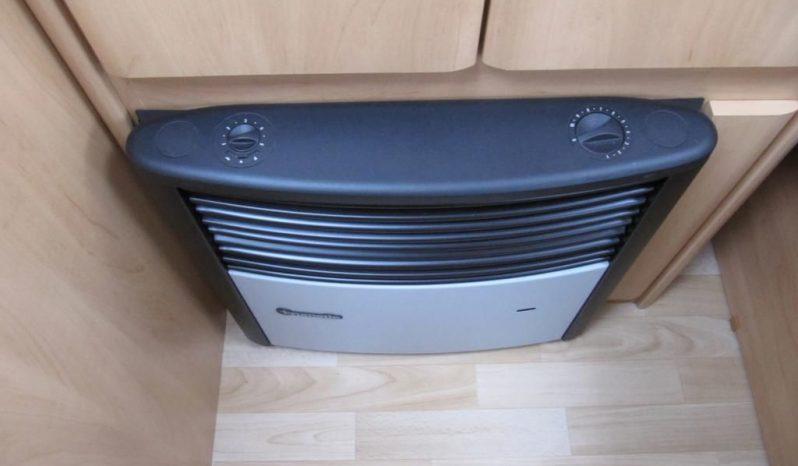 Hobby 400 SF, r.v.2004 + mover + před stan plná